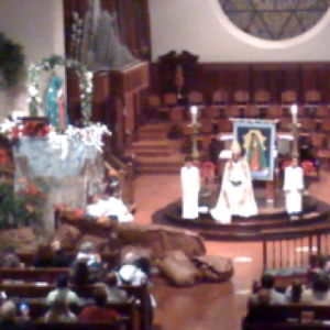 Our Lady of Guadalupe at Trinity
