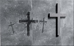 Crosses carved in the wall Mk7ZddOd
