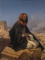 SA 160 Jeremia op de puinhopen van Jeruzalem