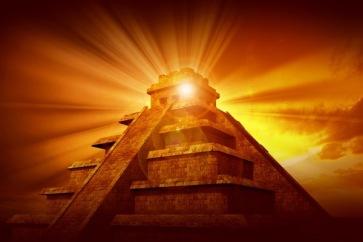 Mayan mystery pyramid SBI 300085679